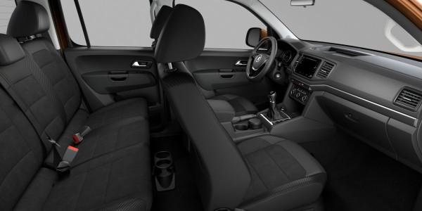Der neue Volkswagen Amarok Canyon