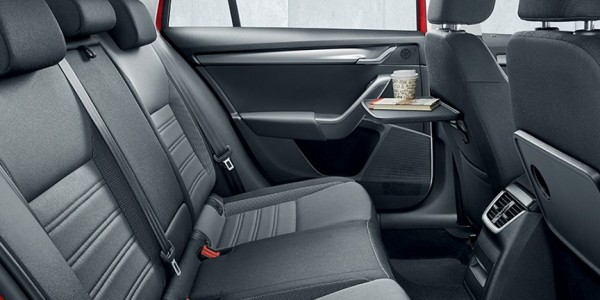 Der neue Škoda Octavia Combi