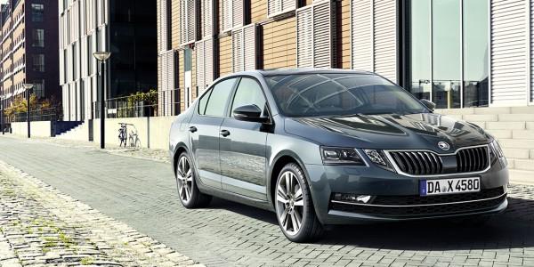 Der neue Škoda Octavia