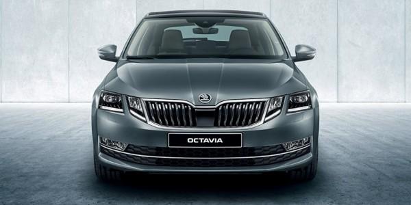 Der neue Škoda Octavia RS